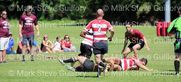 Rugby - Loyola @ ULL, Lafayette, Louisiana 10132018 031