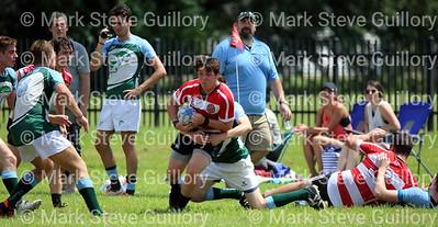 Rugby - Tulane at ULL, Lafayette, Louisiana 09082018 166