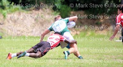 Rugby - Tulane at ULL, Lafayette, Louisiana 09082018 154