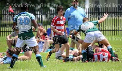 Rugby - Tulane at ULL, Lafayette, Louisiana 09082018 167