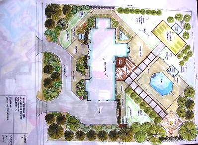 RU Basic Design Landscape Course Final Projects 2016