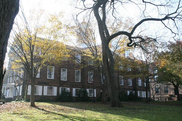 Vorhees Quad site photos, Nov. 12th, 2012