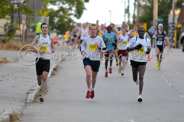 Baystate Marathon and Half 2010