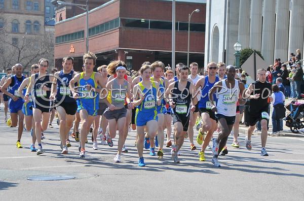 New Bedford Half Marathon 2010