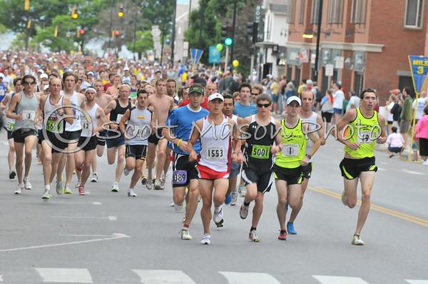 Vermont City Marathon and Relay
