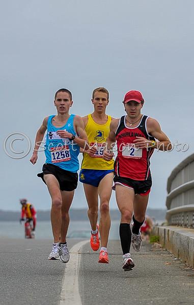 Cape Cod Marathon 2012