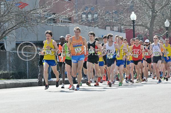 New Bedford Half Marathon 2012
