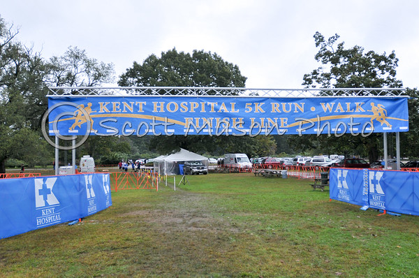 Kent Hospital Ocean State 5k 2012