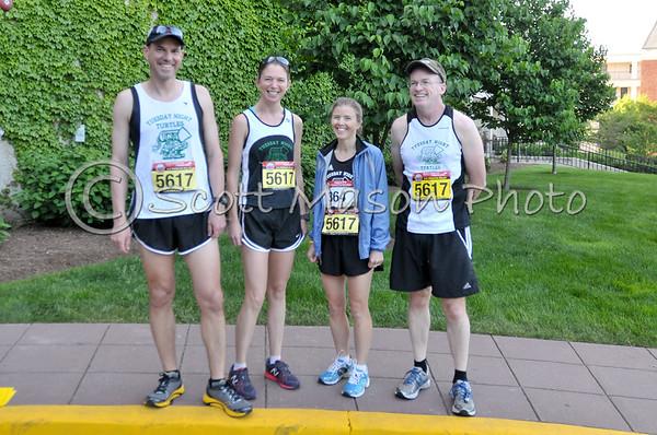 Vermont City Marathon 2012