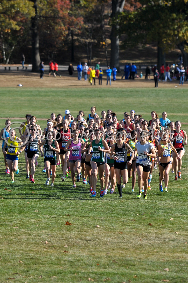 Boston Mayor's Cup XC 2013