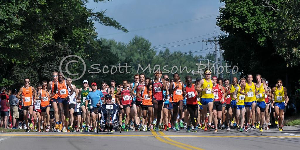 Carver 5 Miler USATF-NE Grand Prix