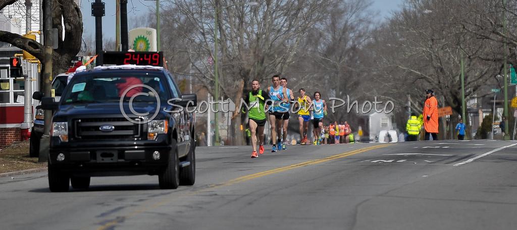 New Bedford Half Marathon 2013