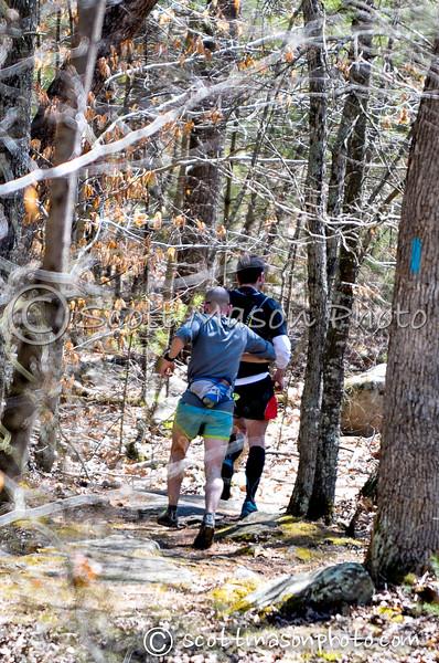 RI North/South Trail Run 2013