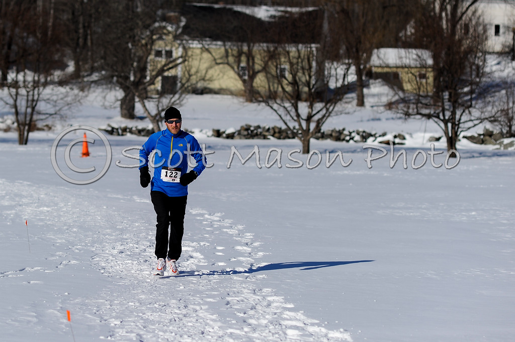 Snowshoe Racing 2014