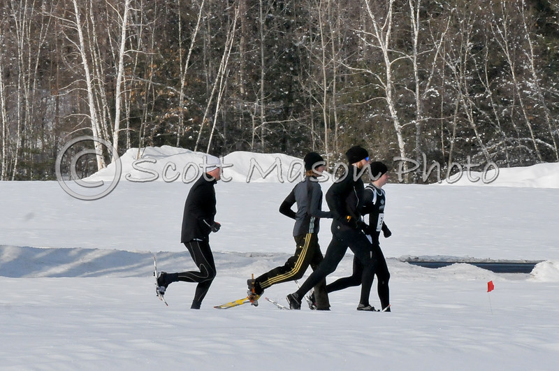 Snowshoe Racing 2011