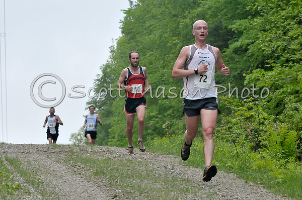 Northfield Mountain Trail Race 2011