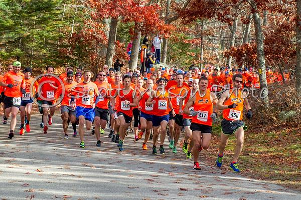 Li'l Rhody Runaround Trail Race 2016