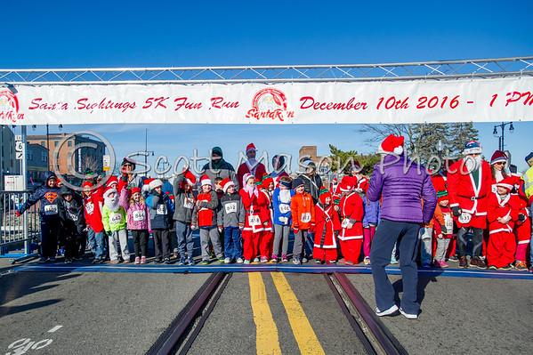 Santa's Run 5k 2016