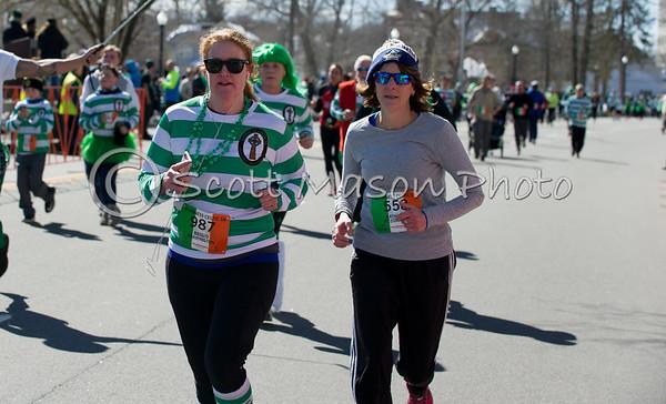 Celtic 5k 35-40 Minute Finishers 2018