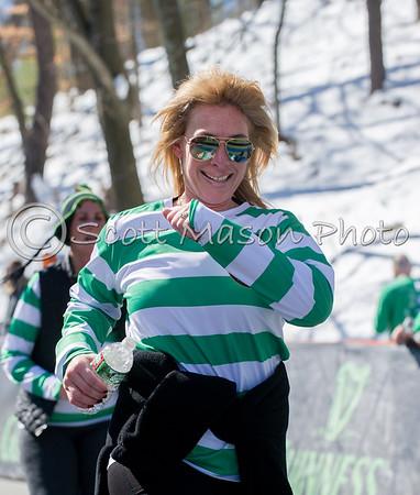 Celtic 5k 45-50 Minute Finishers 2018