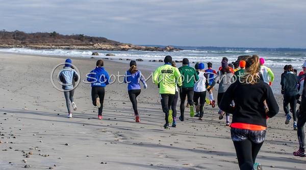 Resolution Beach 5k Trail Run 2018