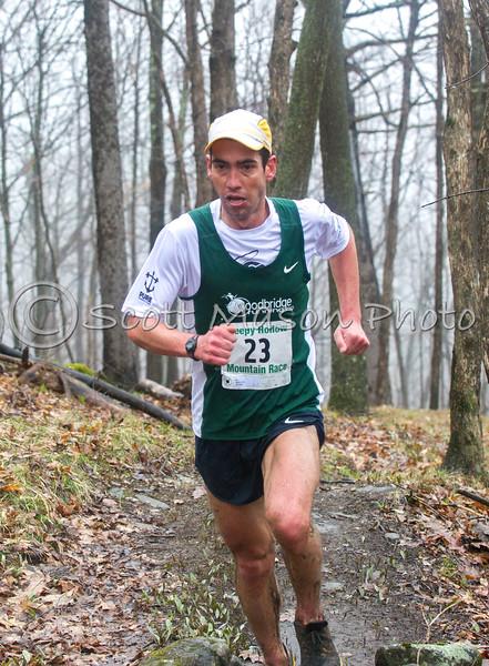 Sleepy Hollow Mountain Race - 3 1/2 Miles