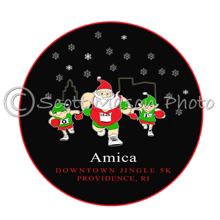 Amica Downtown Jingle 5k 2019