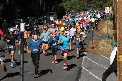 DONNER LAKE TURKEY TROT 2014