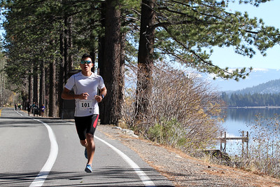 DONNER LAKE TURKEY TROT 2015