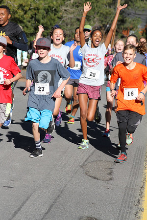 DONNER LAKE TURKEY TROT 2016