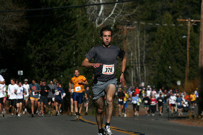 DONNER LAKE TURKEY TROT 2008