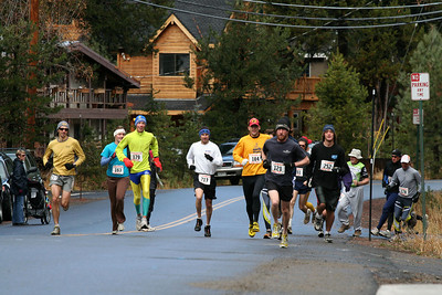DONNER LAKE TURKEY TROT 2007