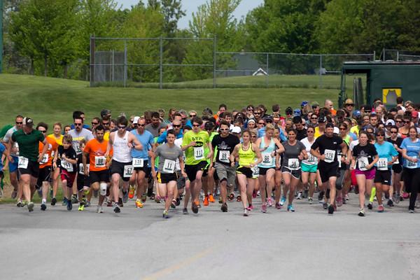 2013 Run/Walk for Jim 5K 5/19/13