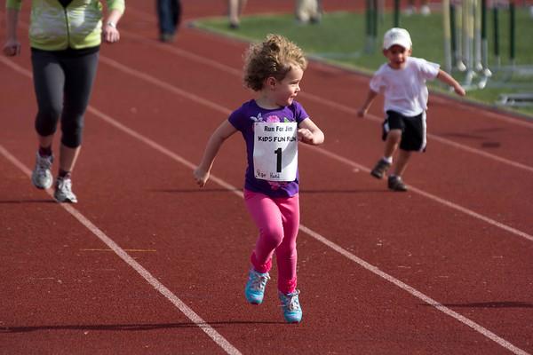 2013 Run for Jim - Kids Races 5/19/13