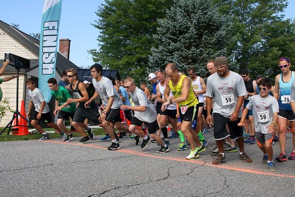 Fairfax Egg Run 8/5/16