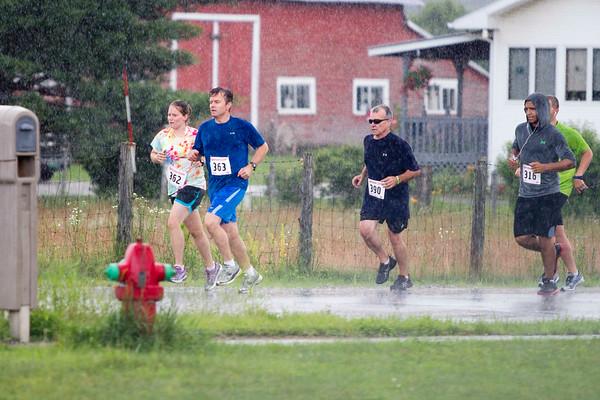 Milton Freedom Run 5K 6/29/13