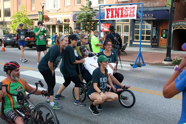 Raid Half Marathon 8/21/16