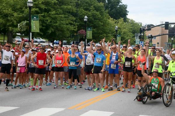 Raid Half Marathon 8/23/15