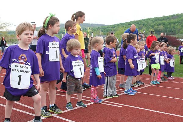 Run For Jim Kids 5/22/16