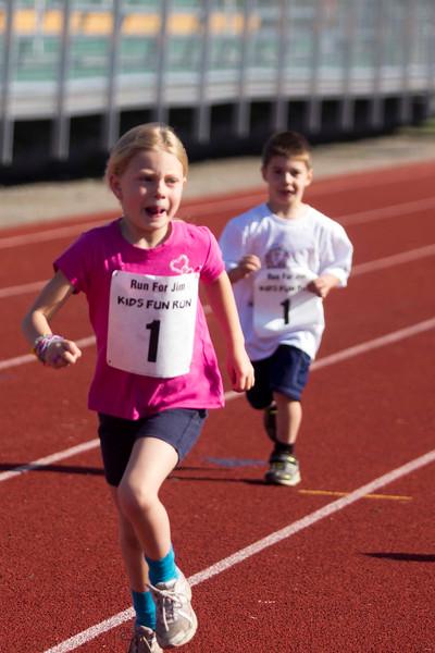Run for Jim - Kids Fun Run 5/20/12