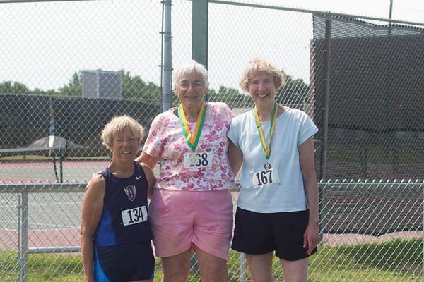 Senior Track 2011 8/13/11