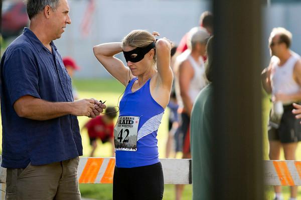 St. Albans Raid Half Marathon 8/18/13