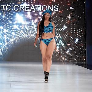 The Society Fashion Week Los Angeles 4:30 Show October 13, 2018  Designer - TC Creations  Model - Kiyonte Carter @kiyontecarter