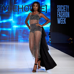 The Society Fashion Week Los Angeles 8:30 Show October 13, 2018  Designer - STYLEHOUSE