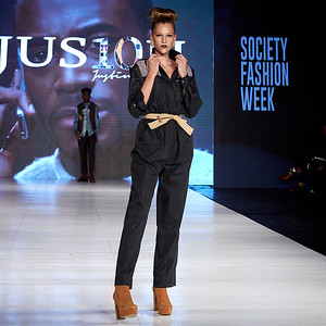 The Society Fashion Week Los Angeles 8:30 Show October 13, 2018  Designer - JUST10H