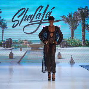 The Society Fashion Week Los Angeles 8:30 Show October 13, 2018  Designer - SHALAJA