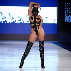 The Society Fashion Week Los Angeles 4:30 Show October 13, 2018