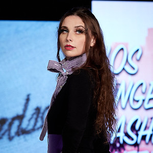 The Society Fashion Week Los Angeles 4:30 Show October 13, 2018  Designer - Jeanie Madsen