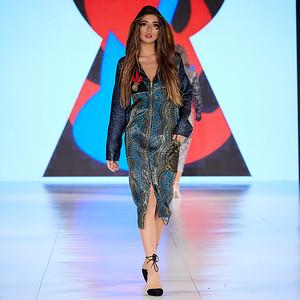The Society Fashion Week Los Angeles 4:30 Show October 13, 2018  Designer - Burning Guitars  Model - Hailey Frey @hailzfrey