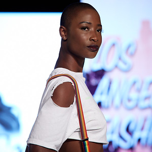 Walk Fashion Show, Los Angeles, October 14, 2018